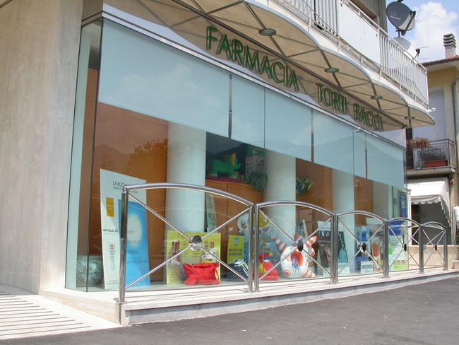 Vetrine negozi Firenze Vetrine per negozi Firenze